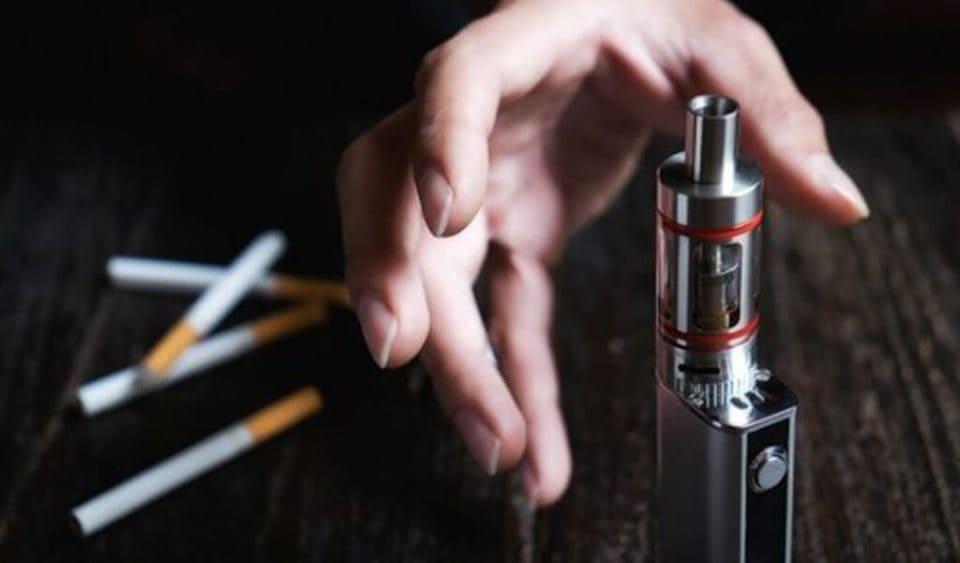 Rokok Elektrik Selamatkan Nyawa