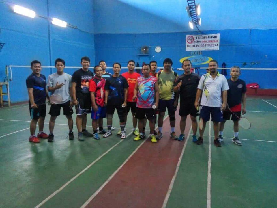 Pertandingan Badminton