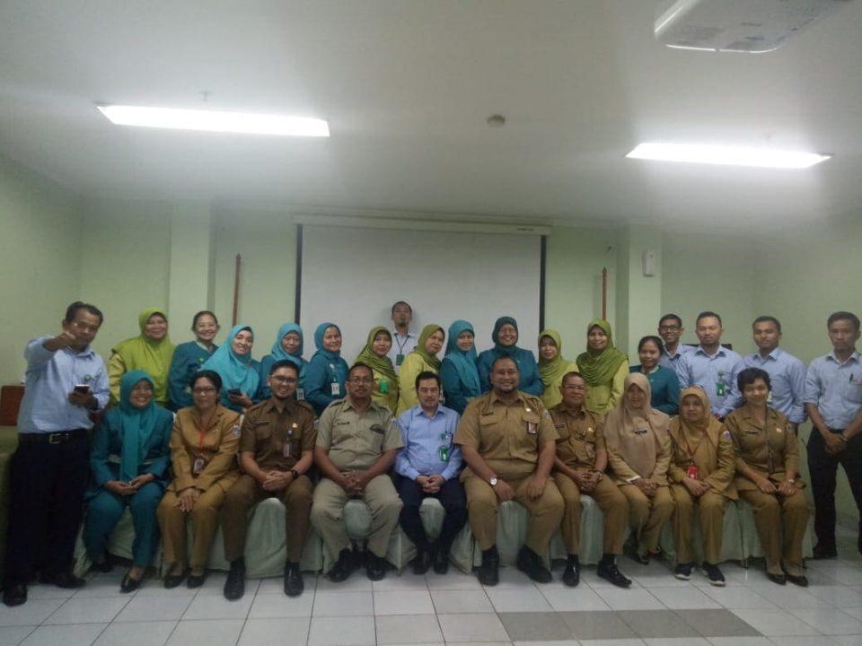 Bimbingan Pengawasan dan Pengendalian Suku Dinas Jakarta Timur