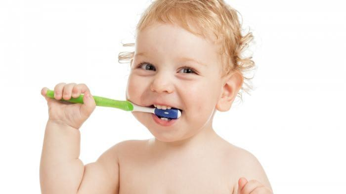 Anjuran Untuk Menyikat Gigi
