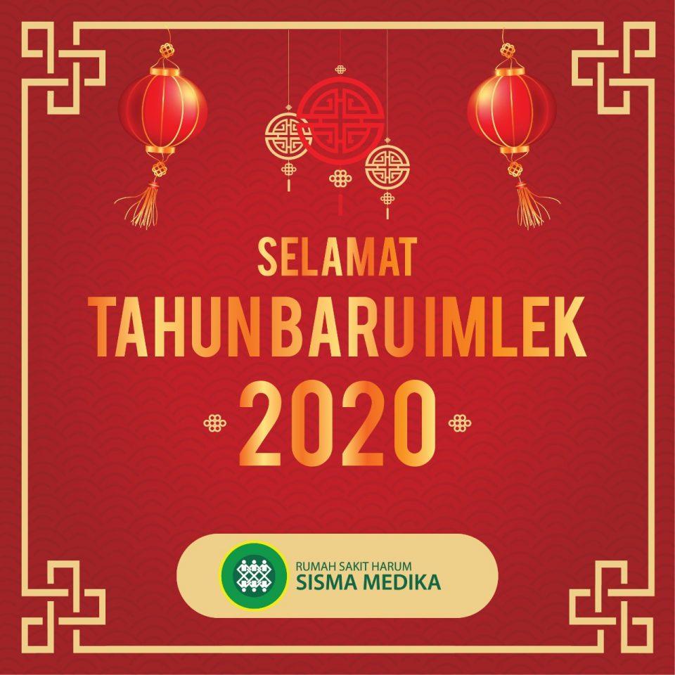 Selamat Tahun Baru Imlek 2020 Rumah Sakit Harum Sismamedika
