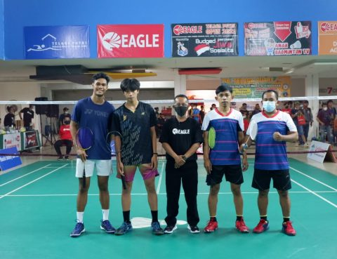 Tournament Eagle Telaga Putri