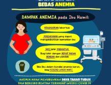 Dampak Anemia Pada Ibu Hamil Saat pandemi Covid