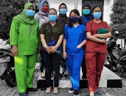 Relawan Vaksinasi Merdeka